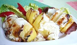 Zapékané brambory v alobalu