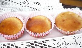 Chutné jogurtové muffiny