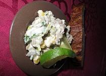 Ctiradův čočkový salát