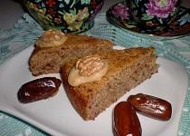Datlový koláč s vůní perníku