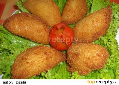 Italské smažené taštičky - Sofficini