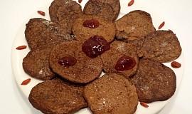 Kaštanovo-karobové lívanečky bez lepku, mléka a vajec