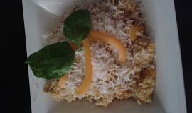 Oranžový kuskus