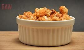Popcorn z květáku s uzenou paprikou