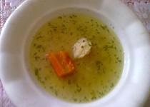 """Slepičí polévka ze """"Šlajfu"""""""