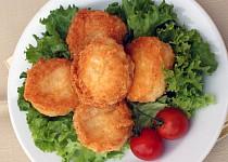 Smažené sýrové dukátky - rychlovka
