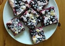 Babiččin borůvkový koláč