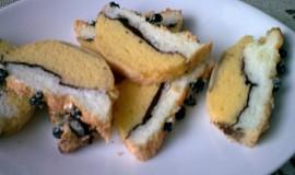 Barevný chlebíček