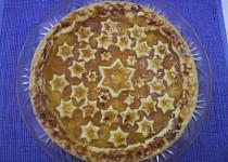 Bezlepkový linecký koláč