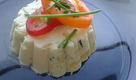 Česnekovo bylinkové máslo