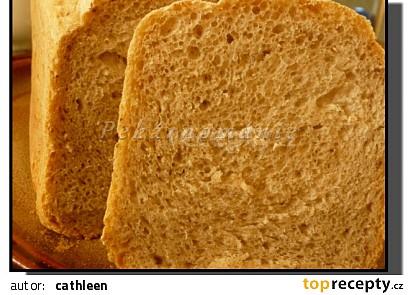 Chleba chlebovič z domácí pekárny