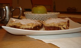 Jablkový koláč - Almás pité