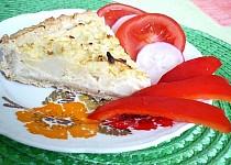 Květákový koláč