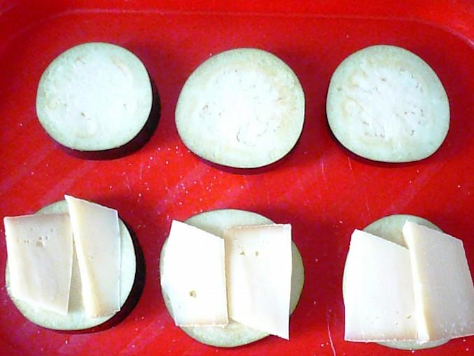 Lilek se sýrem
