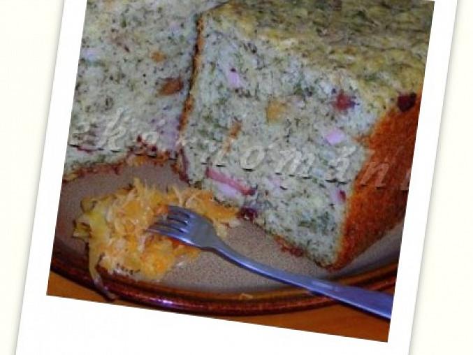 Litina (kynutý bramborák) z domácí pekárny