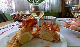 Měšce s vejci