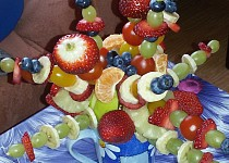 Ovocná kytka
