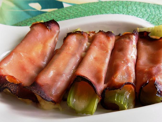 Rolky s řapíkatým celerem
