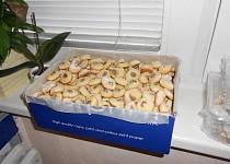 Svatební koláčky bez droždí