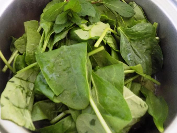 Zelená polévka na nervy