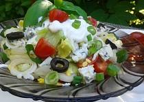 Barevný salát