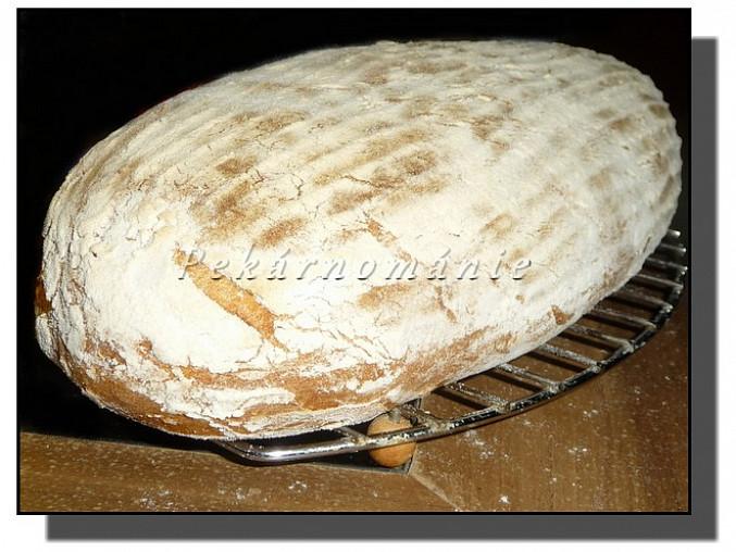 Cibulový celokváskový chleba