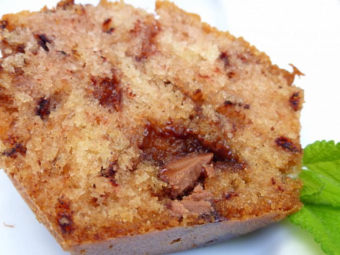 Čokoládové muffiny od Jiřinky