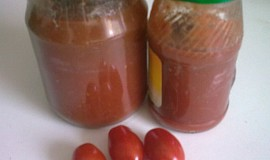 Domácí kečup bez konzervantů
