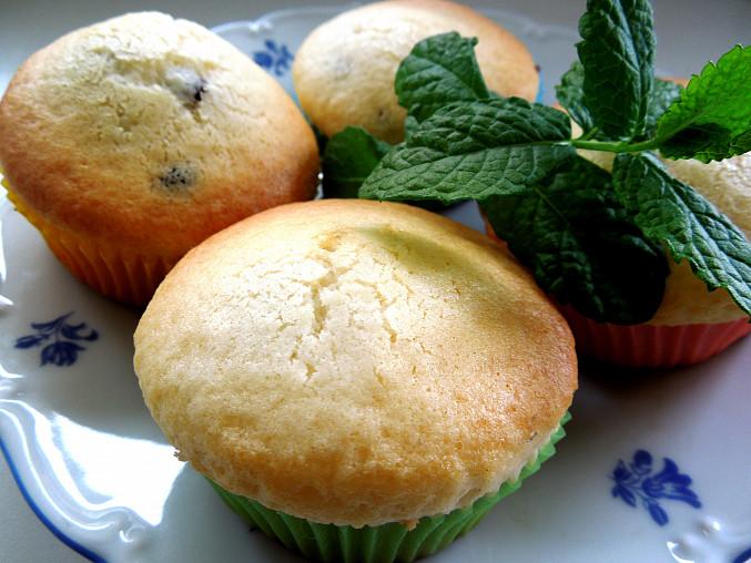 Lehké muffiny co zvládne skoro každý