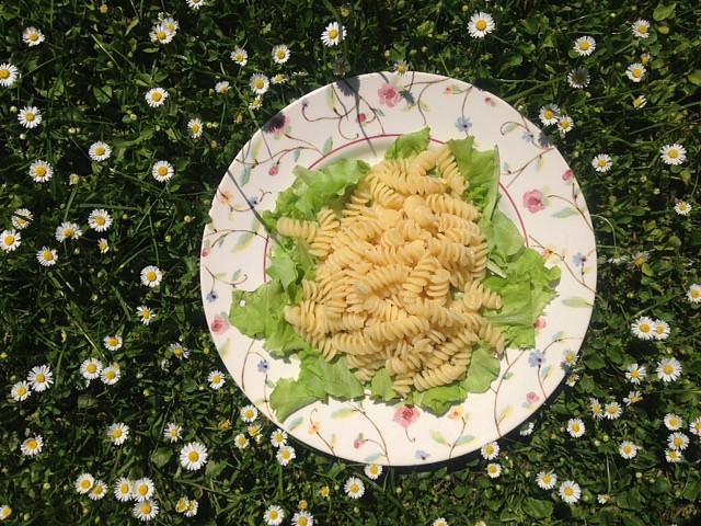 Letní fresh salát