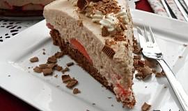 Nugátový dort
