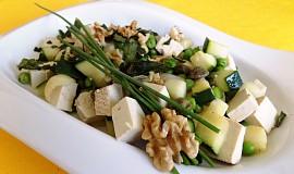 Rychlý oběd vegetariána