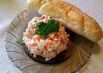 Salát surimi