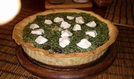 Špenátové quiche (kiš)