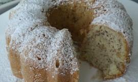 Švédská ořechová bábovka