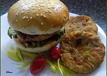 Thajské burgery