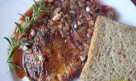 Vepřový steak MaMMaMia