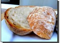 Chléb s pâte fermentée