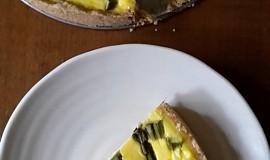 Chřestový koláč II.