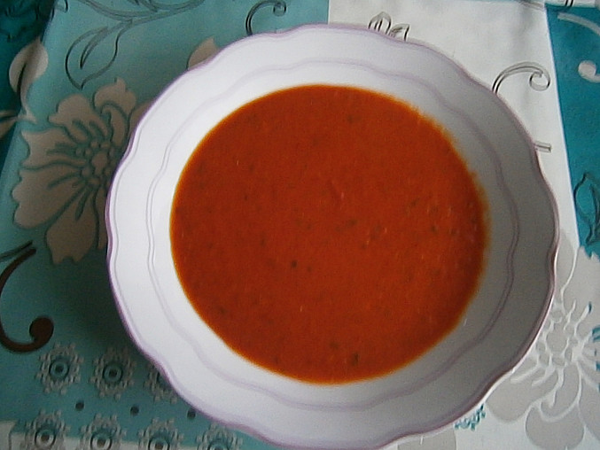 Andaluzské Gazpacho