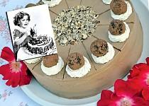 Historické dorty: Lanýžový pro Shirley Temple