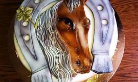 Kůň v podkově