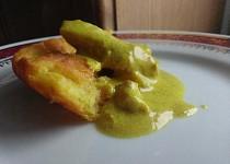 Kuřecí kousky na kari ( i s ananasovou verzí )