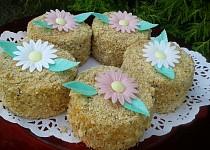 Medové dortíky