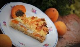 Mokrý koláč s ovocem