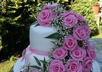 Můj svatební dortík