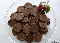 Ořechovo-lněné perníkové sušenky (bez lepku, mléka a vajec)