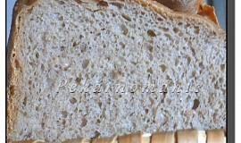 Pivní chléb (70% celozrnný)