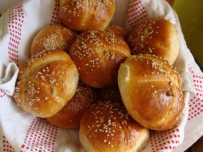 Pšenično- špaldové kaiserky