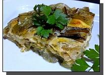 Zapečený mangold se sýrem ( v remosce)